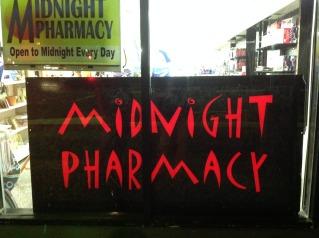 Adelaide pharmacy.