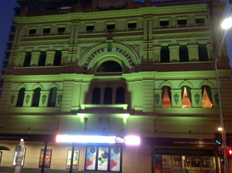 Her Majesty's Theatre, Adelaide.