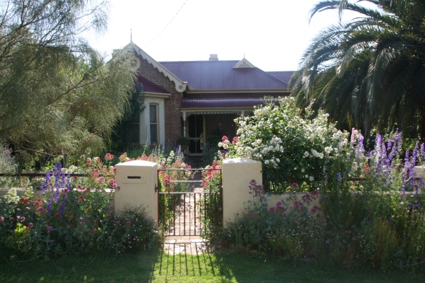 Grenfell garden, NSWPhoto Erle Levey / Sunshine Coast Daily