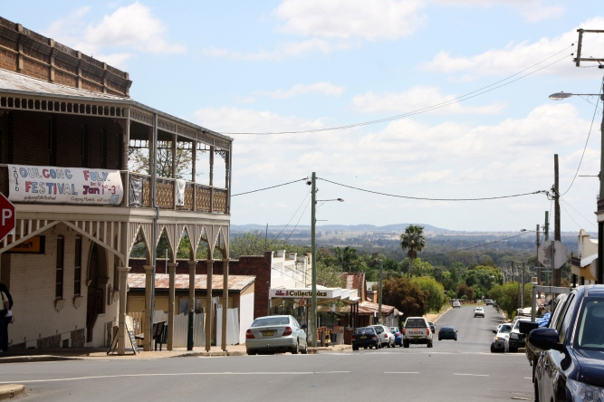Gulgong, NSW