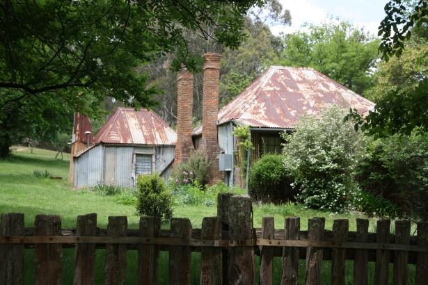Hill End, NSW Photo Erle Levey / Sunshine Coast Daily