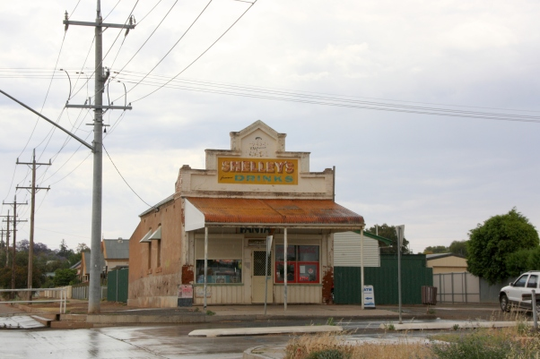 Broken Hill, western NSW Photo Erle Levey / Sunshine Coast Daily