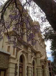 The Trades Hall at Broken Hill, NSW Photo Erle Levey / Sunshine Coast Daily