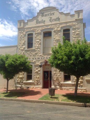 Broken Hill, NSW Photo Erle Levey / Sunshine Coast Daily