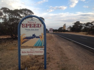 Speed, Victoria. Photo Erle Levey