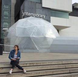 Museum of Contemporary Art Australia overlooking Circular Quay, Sydney