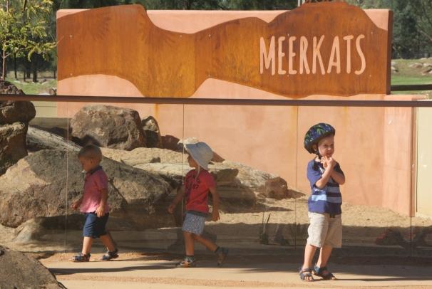 Taronga Western Plains Zoo, Dubbo, NSW Photo Erle Levey / Sunshine Coast Daily