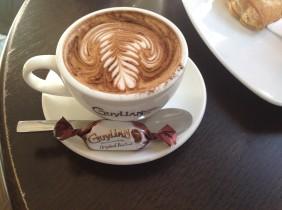 Guylian Belgian Chocolate Cafe, The Rocks. Photo Erle Levey / Sunshine Coast Daily