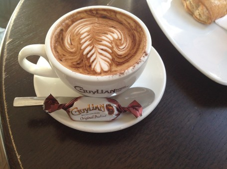 Guylian Belgian Chocolate Cafe, The Rocks. Photo Erle Levey / Sunshine Coast Daily