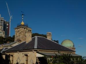 The Sydney Observatory. Photo Erle Levey / Sunshine Coast Daily