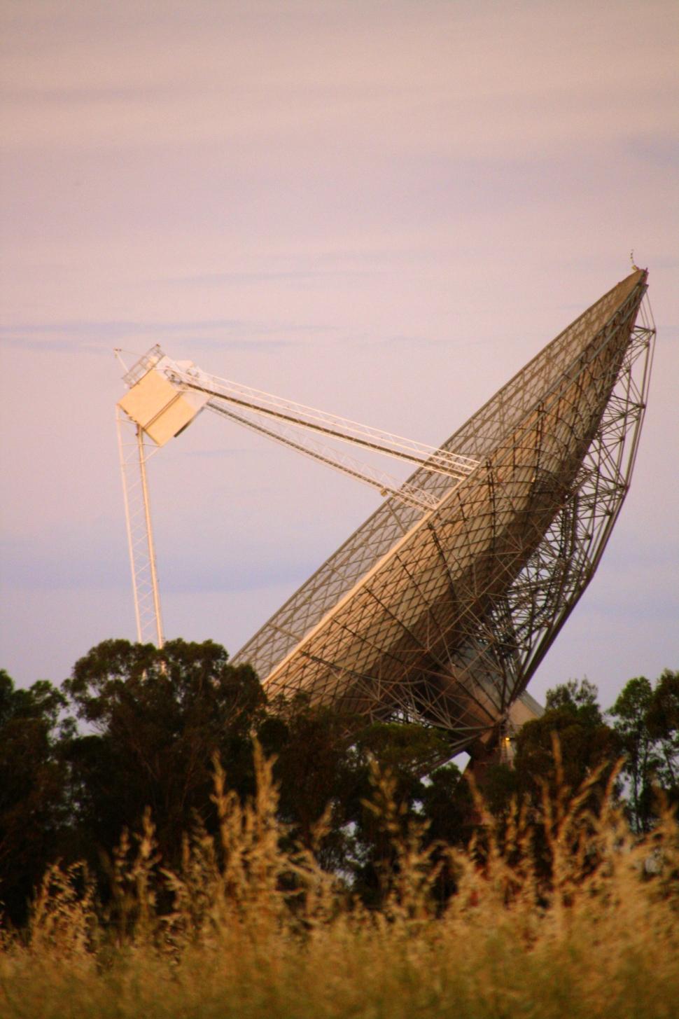 CSIRO Parkes Radio Telescope, NSWPhoto: Erle Levey