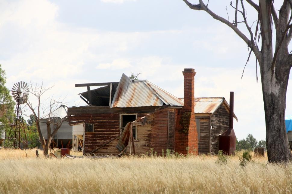 Biddon, north of Gilgandra, NSW Photo: Erle Levey
