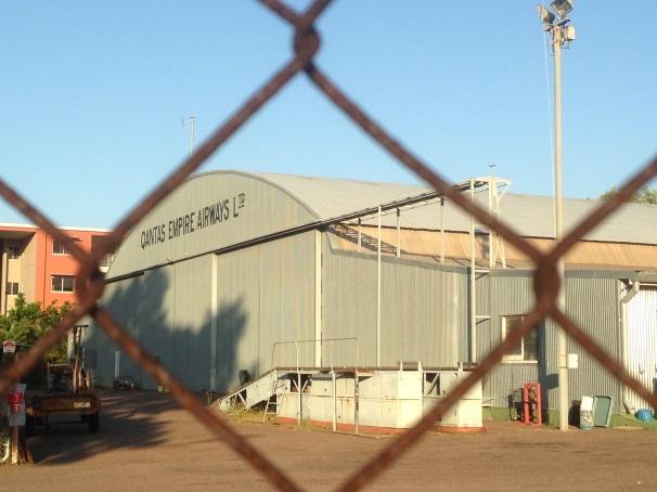 Qantas hangar-299