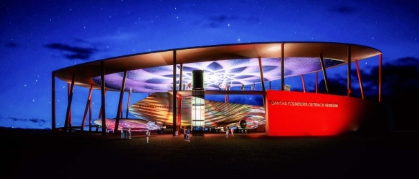 Qantas Luminescent Longreach (1)