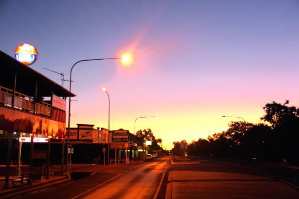 Barcaldine. Photo: Erle Levey, Sunshine Coast Newspapers