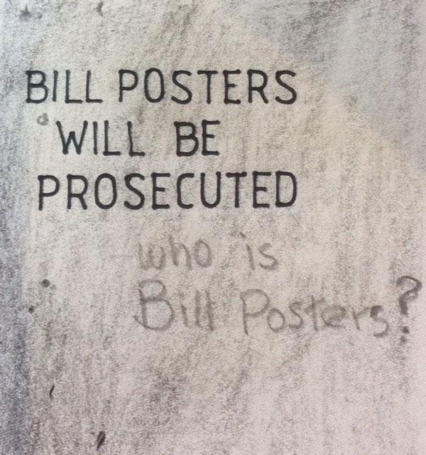 BILL POSTERS_2891