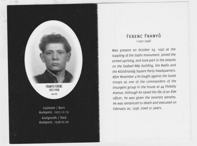 1956 Ferenc Franyo 01