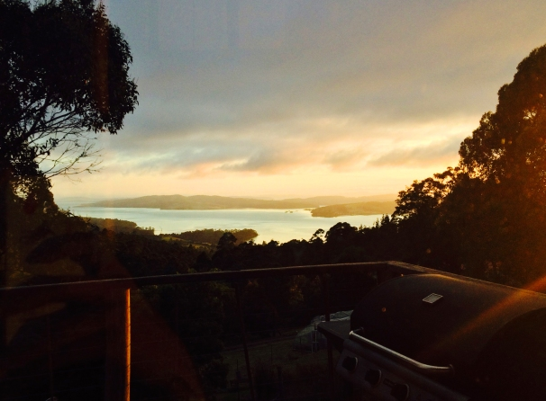bruny island sunrise2